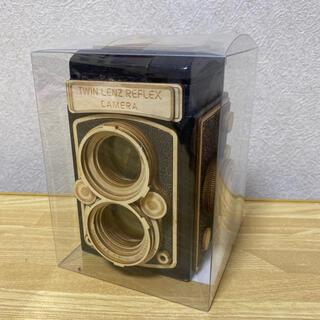 KALDI - 新品未開封 カルディ レフレックスカメラ 木箱