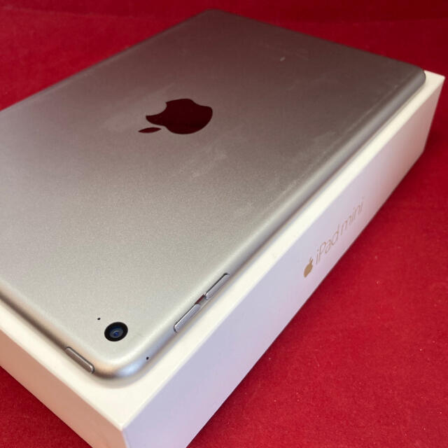 Apple(アップル)のiPad mini4 128GB Wi-Fi 上美品 スマホ/家電/カメラのPC/タブレット(タブレット)の商品写真