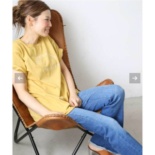 DEUXIEME CLASSE - 新品 タグ付き CALUX/キャラクス Tシャツ