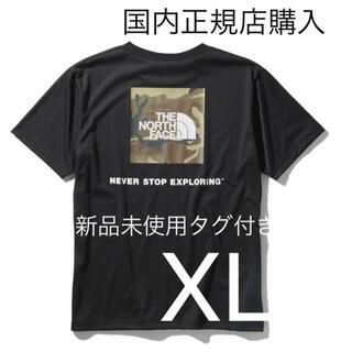 THE NORTH FACE - 【新品未使用】ノースフェイス Tシャツ  S/S LOGO CAMO TEE