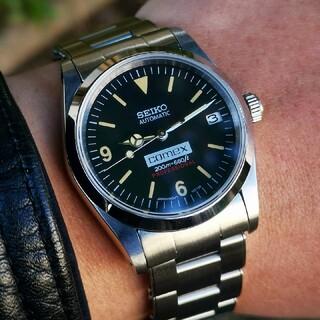 SEIKO - セイコーMOD エクスプローラー カスタム SEIKOMOD nh35 腕時計