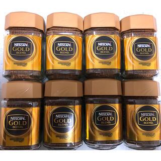 Nestle - ネスカフェ ゴールドブレンド 8個セット
