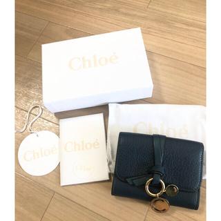 Chloe - クロエ アルファベット 折り財布