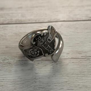 ロレックス(ROLEX)のROLEX スプーン リング(リング(指輪))