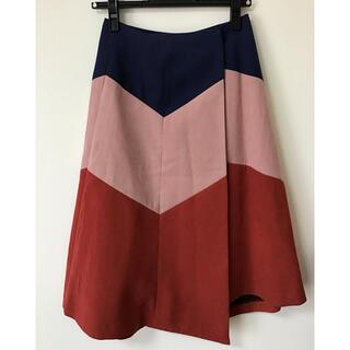 レディアゼル(REDYAZEL)のレディアゼル RADYAZEL  フレアスカート Sサイズ(ひざ丈スカート)