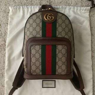 Gucci - GUCCI バックパック リュック バッグ