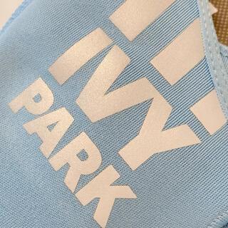 adidas - アイビーパーク adidas マスクカバー