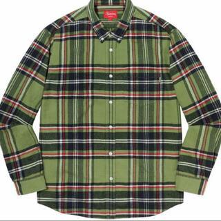Supreme - supreme tartan flannel shirt 新品未使用