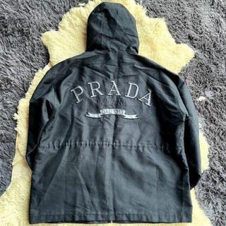 PRADA - 【イタリア製】PRADA プラダ マウンテンパーカー フルジップパーカー