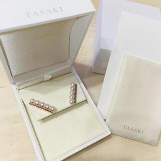 TASAKI - 新品⭐︎TASAKI タサキ バランス ピアス SAKURAゴールド