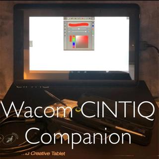 ワコム(Wacom)のWacom 液晶ペンタブレット Wacom Cintiq Companion(タブレット)