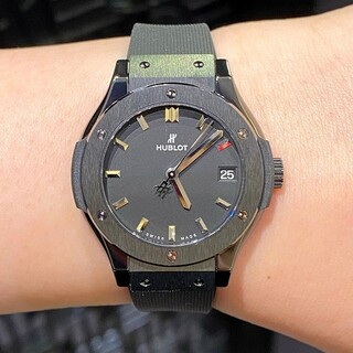 ウブロ(HUBLOT)のウブロ クラシックフュージョン(腕時計)