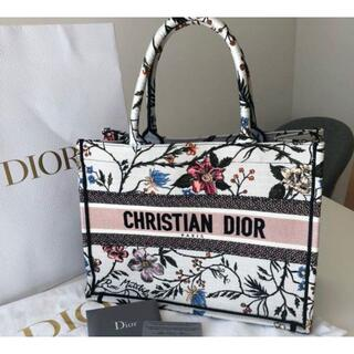 Christian Dior - クリスチャンディオール ローズムタビリス トートバッグ