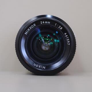 Nikon - Nikon nikkor24mm f2.8