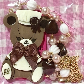 Angelic Pretty - 【新品】Bear's Chocolaterieョコラティエネックレス
