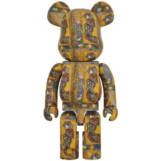 メディコムトイ(MEDICOM TOY)の1000%BE@RBRICK Van Gogh Museum Courtesan(その他)