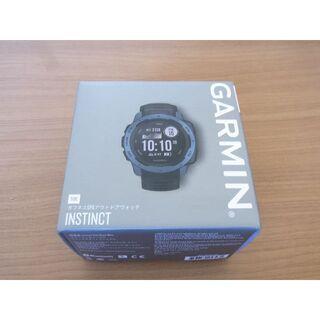 ガーミン(GARMIN)のGARMIN Instinct Tide(腕時計(デジタル))