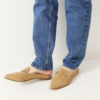 スピックアンドスパン(Spick and Span)のカルメンサラス ビットツキスリッパ(ローファー/革靴)