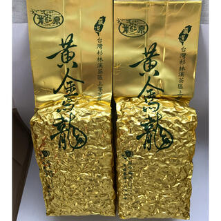 台湾南投県杉林渓高山烏龍茶(有機茶)150g×2袋(茶)