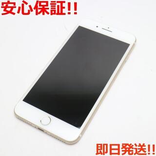 アイフォーン(iPhone)の美品 SIMフリー iPhone7 PLUS 128GB ゴールド(スマートフォン本体)