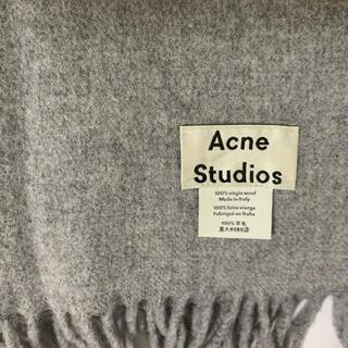 ACNE - ACNE マフラー