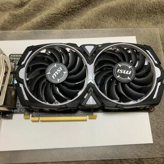 エイスース(ASUS)のMSI Radeon RX 570  8GB(PCパーツ)