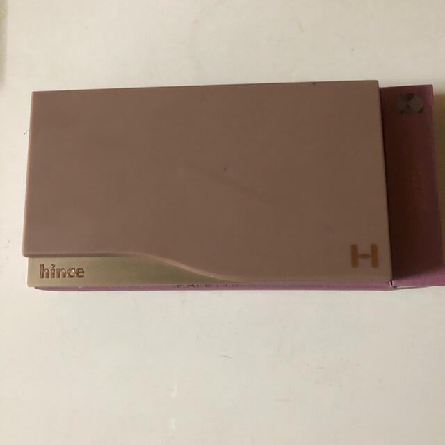 hinceヒンスのニューデップスアイシャドウパレットオフバランス コスメ/美容のベースメイク/化粧品(アイシャドウ)の商品写真