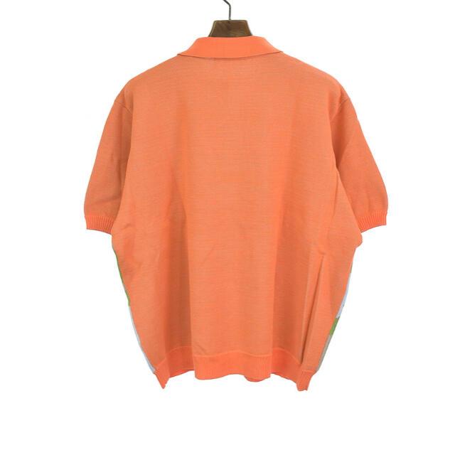 JOHN LAWRENCE SULLIVAN(ジョンローレンスサリバン)の【新品未使用】ttt msw yosemite knit polo  メンズのトップス(ニット/セーター)の商品写真