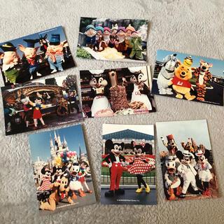 Disney - 東京ディズニーランド 1984年フォトセット