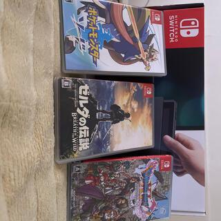 Nintendo Switch - 中古 SWITCH