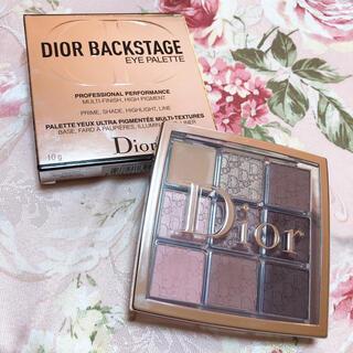 Dior - DIOR ディオール  バックステージアイパレット