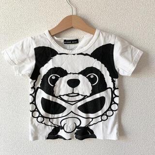 HYSTERIC MINI - ヒステリックミニ Tシャツ パンダ 100