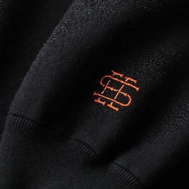SEE SEE CREW SWEAT BLK sfc メンズのトップス(スウェット)の商品写真