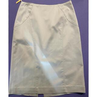 クードシャンス(COUP DE CHANCE)の【クードシャンス】タイトスカート(サイズ40)(ひざ丈スカート)