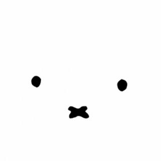 しまむら - ミッフィー  フェイス Tシャツ