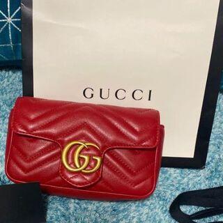 Gucci - GUCCI スーパーミニバック グッチ
