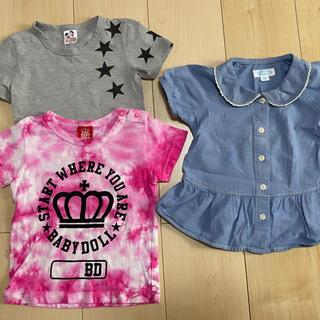 BABYDOLL - 子供服90まとめ売り