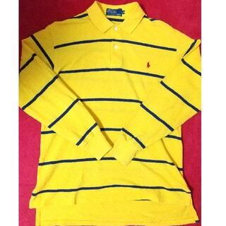 POLO RALPH LAUREN - PoloRALPHLAUREN ポロラルフローレン 長袖 ポロシャツ 即購入可