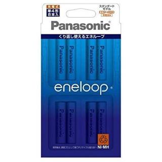 Panasonic -  エネループ 単4形 8本パック(スタンダードモデル) BK-4MCC/8C