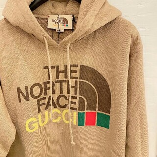 THE NORTH FACE - GUCCI* THE NORTH FACE人気爆発