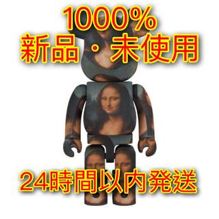 メディコムトイ(MEDICOM TOY)のBE@RBRICK Mona Lisa 1000% モナリザ(その他)