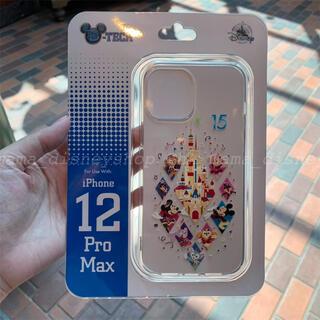 Disney - 香港ディズニー新商品🌟15周年記念 iPhoneカバー