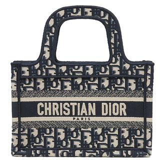 Christian Dior - クリスチャン・ディオール  トートバッグ  ブックトート ミニ S547