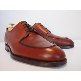 Crockett&Jones - 【俺の靴-307】★USED CROCKETT&JONES/24.5/Uチップ