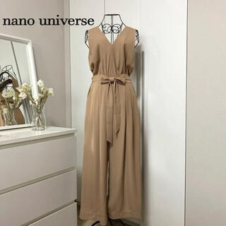 ナノユニバース(nano・universe)の【美品】ナノユニバース オールインワン(オールインワン)