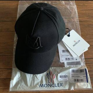 モンクレール(MONCLER)の【新品未使用タグ付き2021SS】モンクレール キャップ(キャップ)