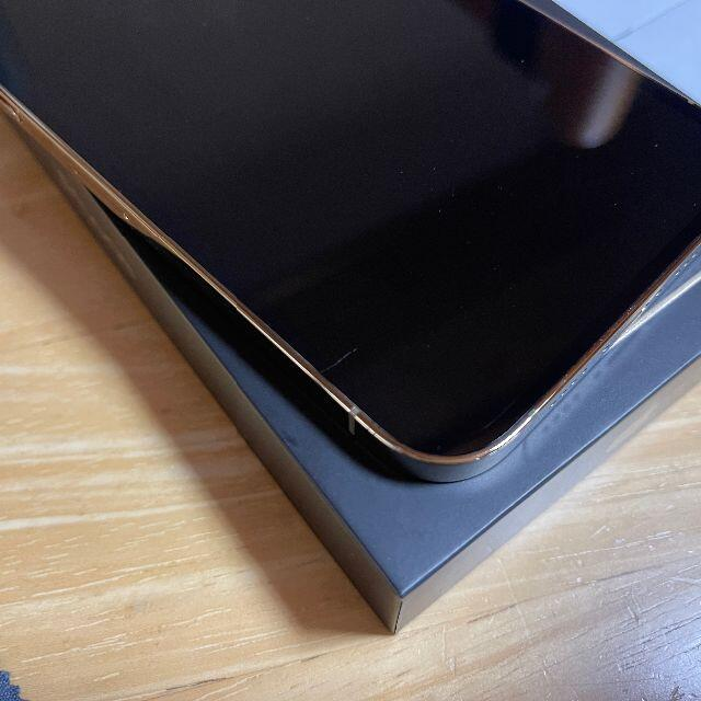 iPhone(アイフォーン)のiPhone 12 Pro Max 128GB  国内版simフリー 中古 スマホ/家電/カメラのスマートフォン/携帯電話(スマートフォン本体)の商品写真