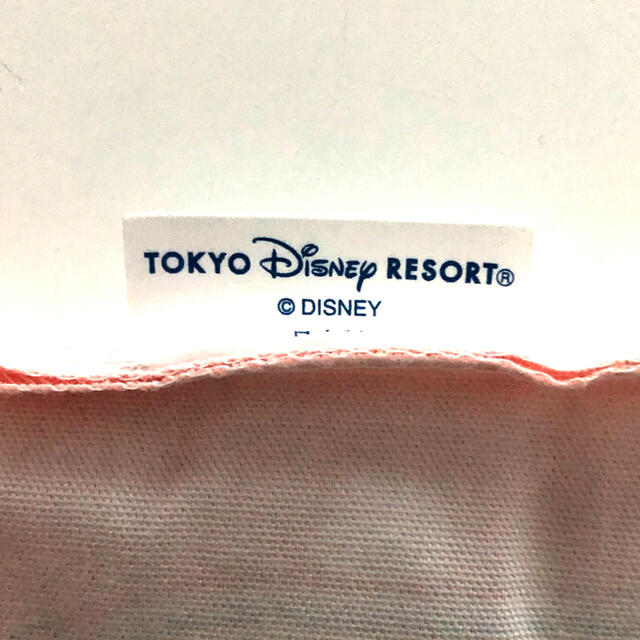 Disney(ディズニー)のディズニー 巾着 デイジーダック キッズ/ベビー/マタニティのこども用バッグ(ランチボックス巾着)の商品写真