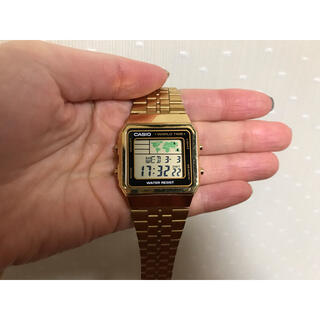 CASIO 腕時計 デジタル