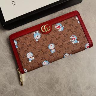 Doraemon gucci 財布